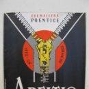 Catálogos publicitarios: FOLLETO PUBLICITARIO - CREMALLERA PRENTICE - AREITIO - AÑOS 60.. Lote 168054072