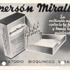 Catálogos publicitarios - Prospectos publicitarios medicamentos - 168294128