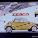 Catálogos publicitarios: TG 500 SPORTSCAR. Lote 168741520