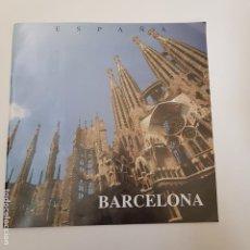 Catálogos publicitarios: BARCELONA - GUIA TURISMO - TDKR66.. Lote 168864604