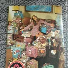 Catálogos publicitarios: CATALOGO VALISPAR DEL AÑO 1973. Lote 170429829