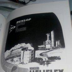 Catálogos publicitarios: DUNLOP IBERICA S.A. PUBLICIDAD AÑOS 60. Lote 170458917