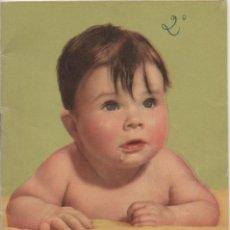 Catálogos publicitarios: CARTILLA INFANTIL ANFIMÓN. AÑOS 60. USADA. Lote 170535956