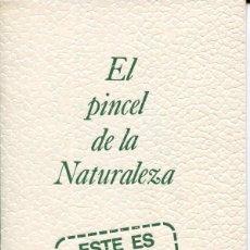 Catalogues publicitaires: SELECCIONES DEL READER'S DIGEST-MADRID- CATALOGO REGALO CON 4 LAMINAS PAJAROS. Lote 214850317