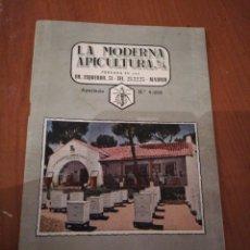 Catálogos publicitarios: LA MODERNA APICULTURA . Lote 171545655