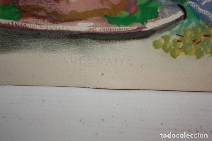 Catálogos publicitarios: RESTAURANTE PARELLADA - FELICITACIÓN DE NAVIDAD - GRAU SALA 53 - PARIS. - Foto 4 - 173099887