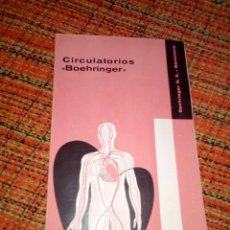 Catálogos publicitarios: TRÍPTICO PUBLICITARIO MEDICINAS. Lote 173464947
