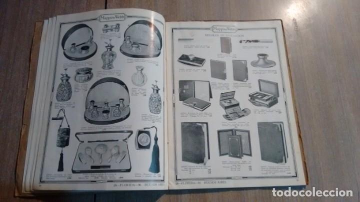 Catálogos publicitarios: CATALOGO MAPPIN & WEBB - AÑO 1930 - Foto 7 - 173822064