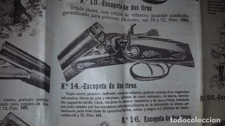 Catálogos publicitarios: La Logroñesa de Armas - Catálogo de 1929 - 1930 - Foto 11 - 174045525
