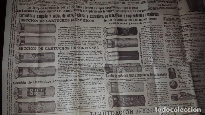 Catálogos publicitarios: La Logroñesa de Armas - Catálogo de 1929 - 1930 - Foto 6 - 174045525