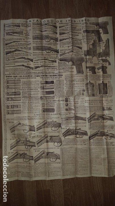 Catálogos publicitarios: La Logroñesa de Armas - Catálogo de 1929 - 1930 - Foto 3 - 174045525