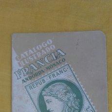Catálogos publicitarios: CATÁLOGO SELLOS ILUSTRADO 1949. Lote 174155580