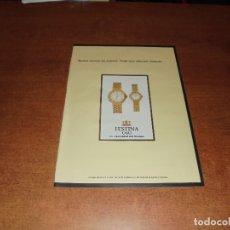 Catálogos publicitarios: PUBLICIDAD 1994: RELOJ FESTINA ORO. Lote 174268052