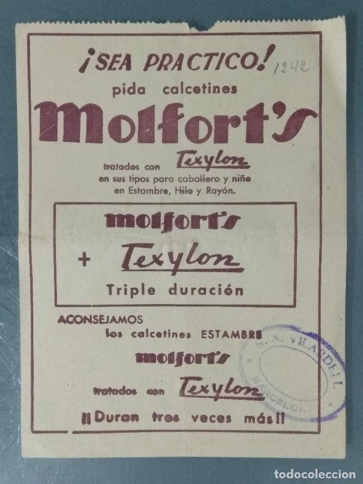 Catálogos publicitarios: CASA VILARDELL - FOLLETO PUBLICITARIO (BARCELONA). - Foto 2 - 174414785