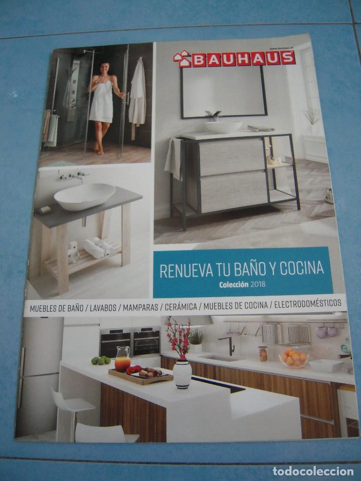 Mamparas De Bano Bauhaus.Catalogo Bauhaus Renueva Tu Bano Y Cocina Coleccion 2018
