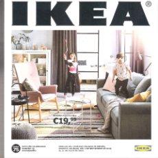 Catálogos publicitarios: IKEA. CATÁLOGO PUBLICITARIO. PRECIOS VÁLIDOS DESDE 1/09/2018 AL 31/07/2019. 19X20 CM.282 PÁGS. Lote 175704362