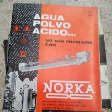 Catálogos publicitarios: BORJA GUERIN. Lote 175849829