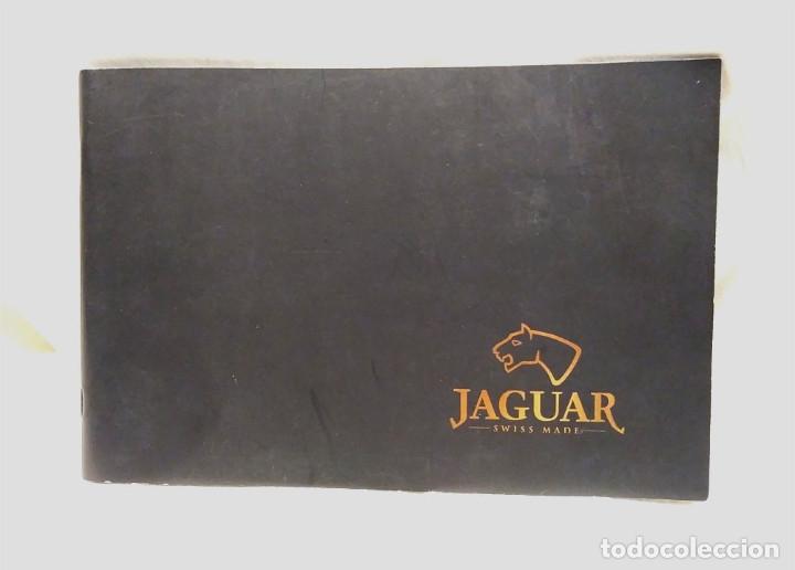 RELOJES JAGUAR CATALAGO COLECCIÓN, 34 PAG (Coleccionismo - Catálogos Publicitarios)