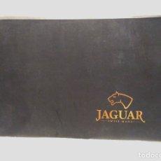 Catálogos publicitarios: RELOJES JAGUAR CATALAGO COLECCIÓN, 34 PAG. Lote 177973959