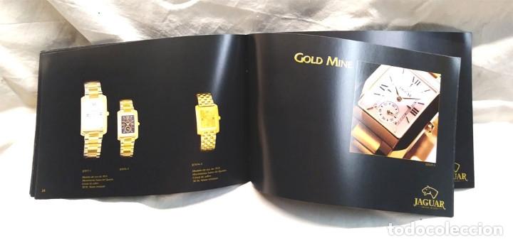 Catálogos publicitarios: Relojes Jaguar Catalago Colección, 34 pag - Foto 2 - 177973959