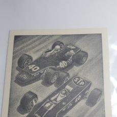 Catálogos publicitarios: STP TURBOCAR RACING TEAM 1968. Lote 178069667