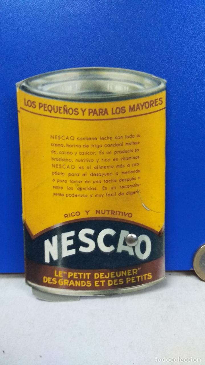 Catálogos publicitarios: PRECIOSO PAYPAY PAY PAY PUBLICIDAD NESCAO - Foto 2 - 178132347