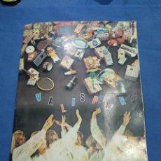 Catálogos publicitarios: ANTIGUO CATÁLOGO VALISPAR N°8 AÑO 1975. Lote 178617735