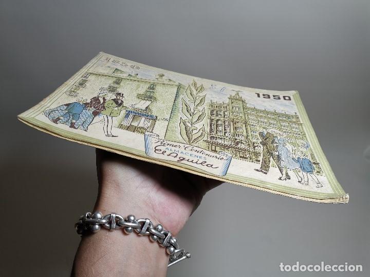 Catálogos publicitarios: CATALOGO PRIMER CENTENARIO ALMACENES EL AGUILA 1850 - 1950 , BARCELONA, MUY ILUSTRADO - Foto 4 - 178644057