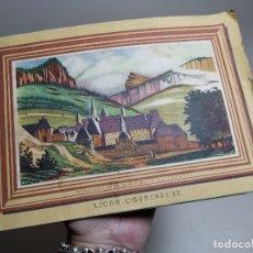 Catálogos publicitarios: CATALOGO - FOLLETO CHARTREUSE - LICOR- IMP. SEIX Y BARRAL AÑOS 50. Lote 178645483