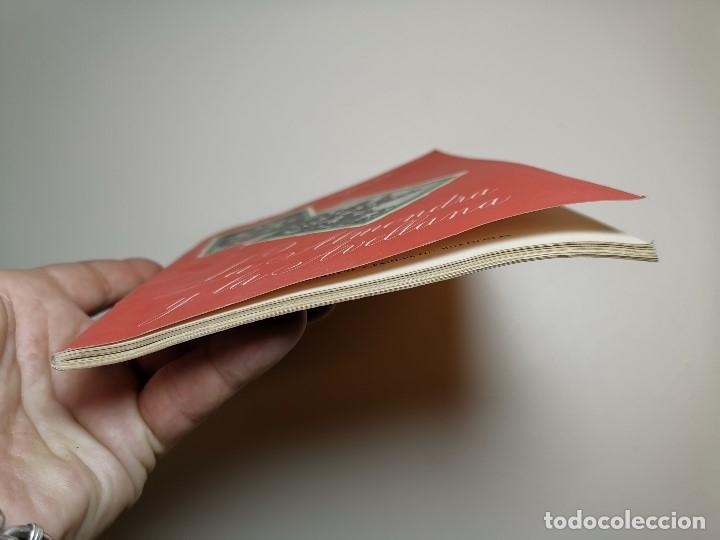 Catálogos publicitarios: CATALOGO FOLLETO LA ALMENDRA Y AVELLANA -I FERIA NACIONAL CAMPO MADRID 1950-SINDICATO FALANGE - Foto 5 - 178851285