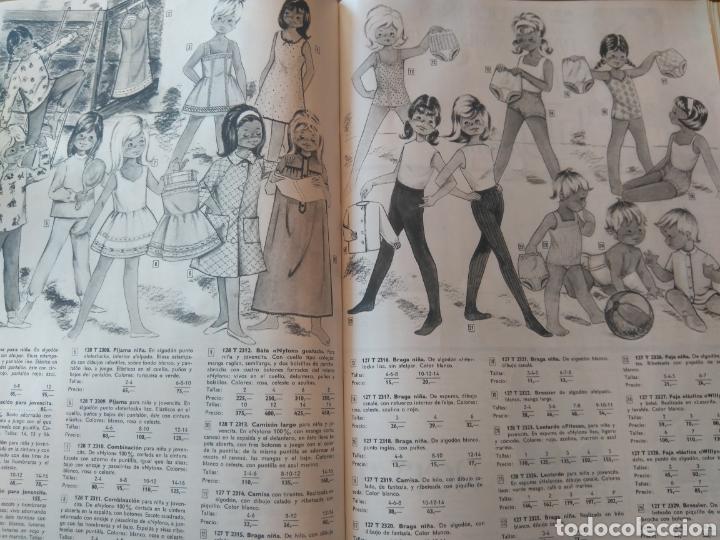 Catálogos publicitarios: PUBLICIDAD OTOÑO INVIERNO 1965-66 GALERÍAS PRECIADOS VENTA POR CORRESPONDENCIA - Foto 2 - 179250115