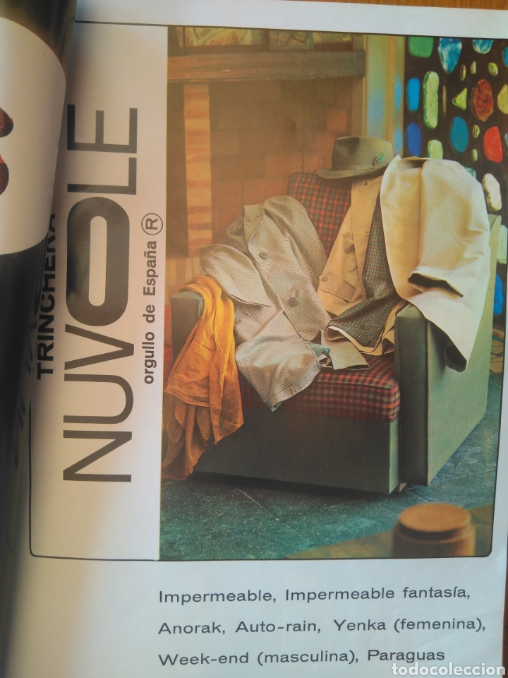 Catálogos publicitarios: PUBLICIDAD OTOÑO INVIERNO 1965-66 GALERÍAS PRECIADOS VENTA POR CORRESPONDENCIA - Foto 7 - 179250115