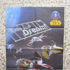 Catálogos publicitarios: POSTER - CARÁLOGO STAR WARS (CATÁLOGO REVELL) - 2005. Lote 179517188