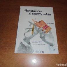 Catálogos publicitarios: PUBLICIDAD 1973: LOLA. Lote 179558676