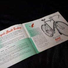 Catálogos publicitarios: CATALOGO DE BICICLETAS HERCULES. Lote 180105268