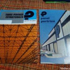 Catálogos publicitarios: CATALOGO CONSTRUCCIÓN PREFISA. Lote 180139541