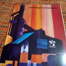 Catálogos publicitarios: CATALOGO CONSTRUCCIÓN ENSIDESA. Lote 180148475