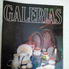 Catálogos publicitarios: CATÁLOGO. GALERÍAS PRECIADOS MODA HOGAR 1973. 57 PÁGINAS ILUSTRADAS DE 31 X 24 CM. Lote 181962813