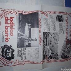 Catálogos publicitarios: PUBLICIDAD LADISLAO DEL BARRIO 1979, SANTANDER 75 ANIVERSARIO VIEJOS RECUERDOS. Lote 183818822
