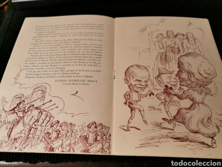 Catálogos publicitarios: Fiestas de San Juan 1954 Badajoz. Programa de fiestas. - Foto 4 - 184803935
