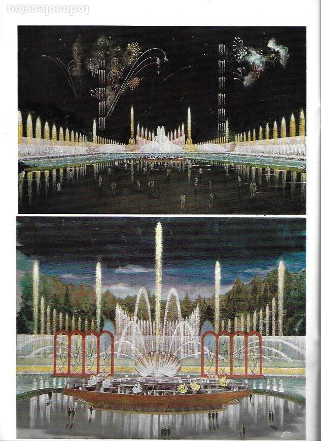 Catálogos publicitarios: Teatro integral con escenario de agua-luz-música proyecto de Carlos Buigas. 32x22cm. 24 p. - Foto 3 - 246071130