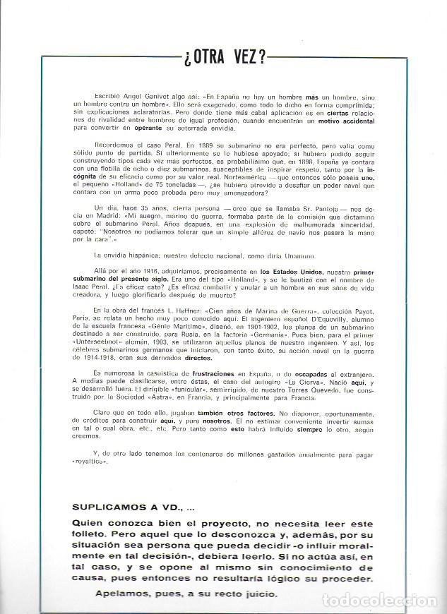 Catálogos publicitarios: Teatro integral con escenario de agua-luz-música proyecto de Carlos Buigas. 32x22cm. 24 p. - Foto 5 - 246071130
