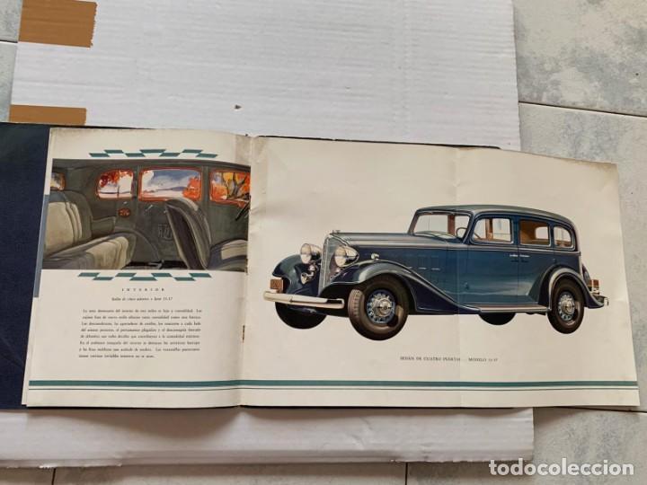 Catálogos publicitarios: CATALOGO BUICK - EL NUEVO BUICK OCHO - Foto 2 - 190873150