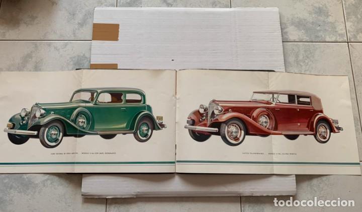 Catálogos publicitarios: CATALOGO BUICK - EL NUEVO BUICK OCHO - Foto 7 - 190873150