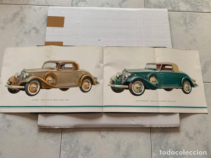 Catálogos publicitarios: CATALOGO BUICK - EL NUEVO BUICK OCHO - Foto 8 - 190873150