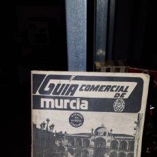 Catálogos publicitarios: CURIOSA GUIA COMERCIAL DE MURCIA 1981. Lote 191088495