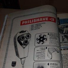 Catálogos publicitarios: PUBLICIDAD PRENSA PHILISHAVE. Lote 191190751