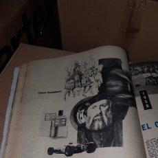 Catálogos publicitarios: PUBLICIDAD PRENSA COLONIA AÑEJA GAL ES PARA HOMBRES. Lote 191191092