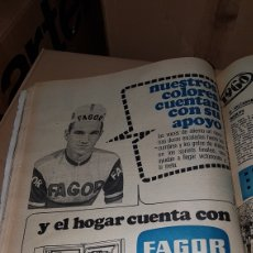 Catálogos publicitarios: PUBLICIDAD PRENSA 1967 FAGOR. Lote 191191226