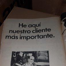 Catálogos publicitarios: PUBLICIDAD PRENSA 1967 CAMIONES BARREIROS. Lote 191191863